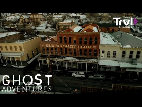 Ghost Adventures: Revisiting the Washoe Club - Travel Channel