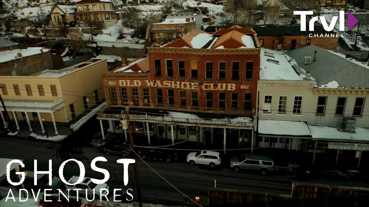 Ghost Adventures: Revisiting the Washoe Club