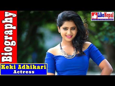 Keki Adhikari - Nepali Actress Biography Video, Movie, Songs