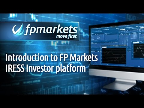 FP Markets: Iress - Introduction To Iress Investor Platform