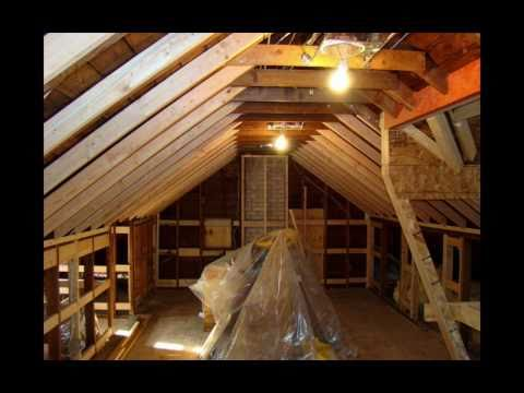 Attic Remodel with Dormer