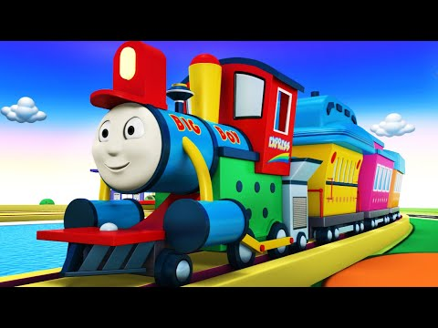 Big Thomas - Trains For Kids - Thomas The Train - Toy Factor