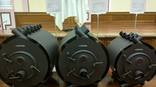 Булерьян на стиле. Валериан от Термофора. Обзор линейки отопительных печей:  от малой до большой!