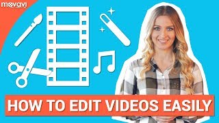 How To Edit Videos Easily 2018 (Basic Skills)