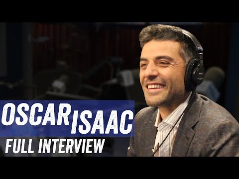 Oscar Isaac  'Annihilation', Artificial Intelligence, 'Star Wars'  Jim Norton & Sam Roberts