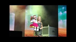 Darci Lynne Amazing Performance Yodeling at Las Vegas Show