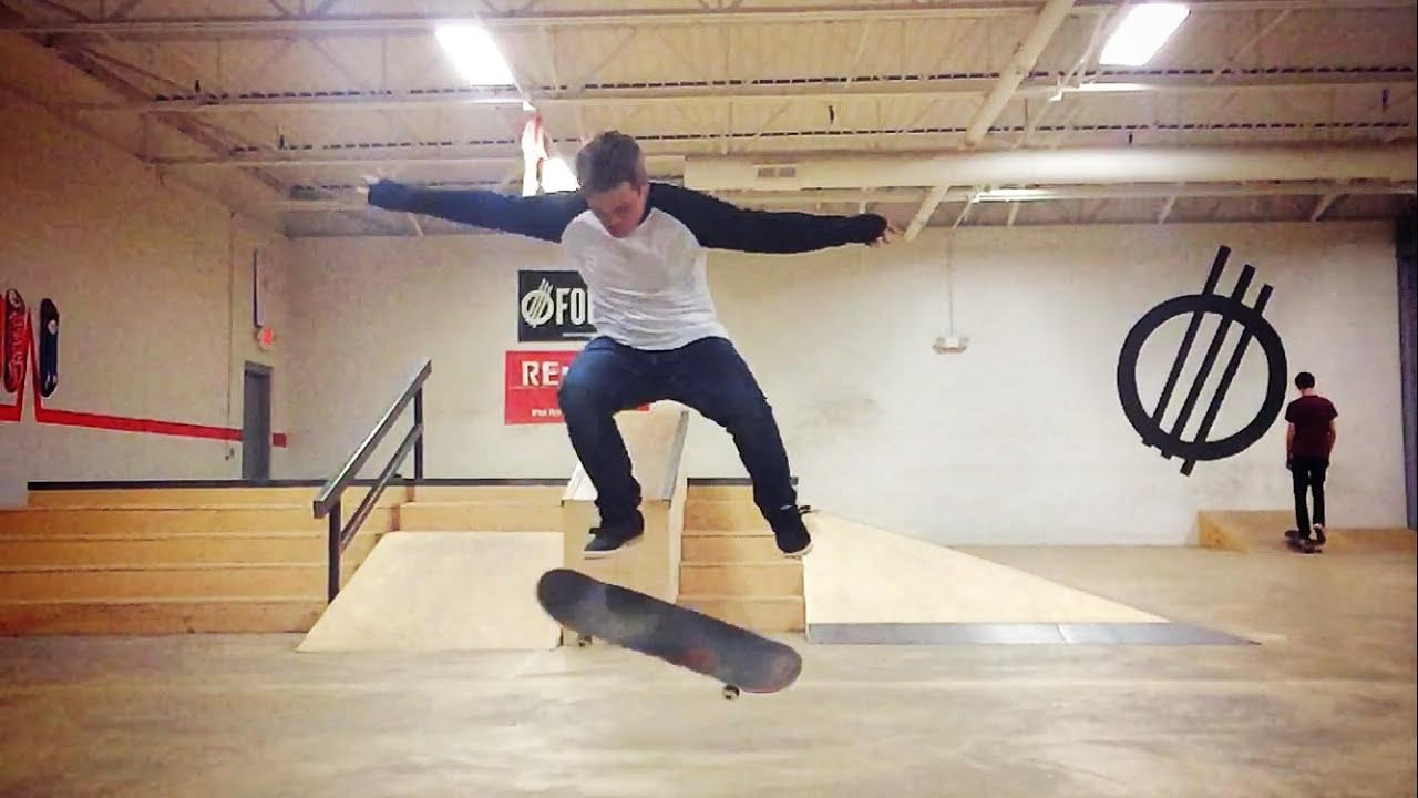 Download Nollie 360 Bigspin! | Back on the Board Part 2