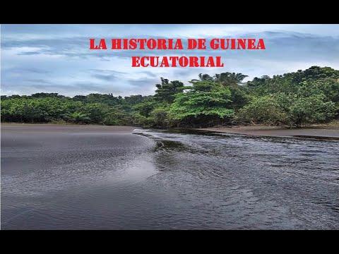 La historia de Guinea Ecuatorial
