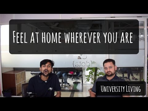 Feel at home wherever you are with University Living - Mr. Saurabh Arora | High on Startup