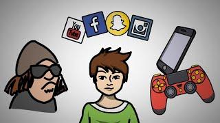 Jak CHRONIĆ Dzieci w INTERNECIE - Smartfonowe Dzieciaki - Julianna Miner