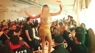 Florin Salam - Saint Tropez Dans Bomba Cristina Pucea (Oficial Video HD) 2018