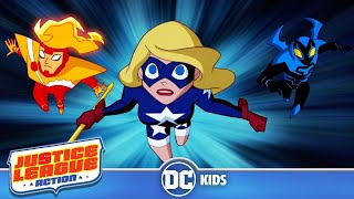 Justice League Action em Português | Liga da Justiça Nova  | DC Kids
