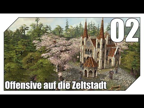 §2 - Die Siedler 5 - Spielerkarten - Der Name der Rose oder der Inquisitor - Alcrib Lets Play