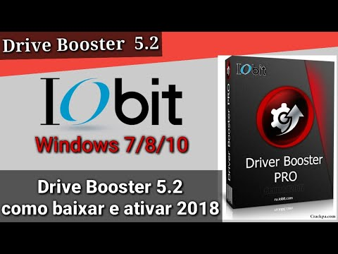 Chave driver booster 5 Download + License Key (Latest)