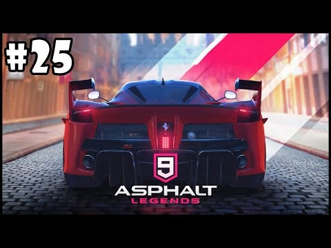 Asphalt 9: Legends - Walkthrough - Part 25 - Aston Martin (PC HD) [1080p60FPS]