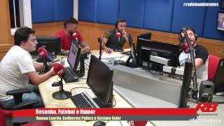 Resenha, Futebol e Humor - 25/09/2018