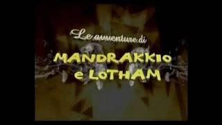 Mandrakkio e Lotham (Soggetto e sceneggiatura di Nando De Maio e Aldo Leonardi)