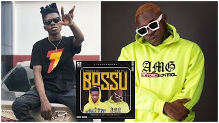 Medikal and Strongman finally make their Union Official by making a song together called BOSSU