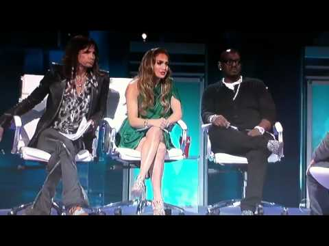 Chris Medina Elimination and Jennifer Lopez Meltdown