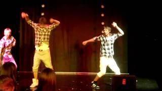Electro Motion Team performance in Fashion Club (Zareckij ToFFa Shake)