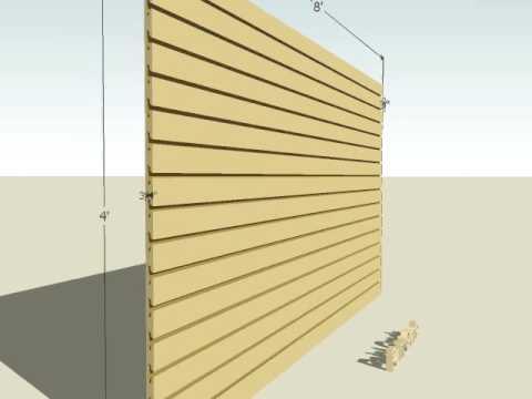 slatwall paint grade slatwall panels