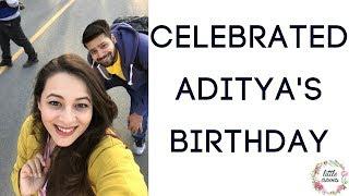 Celebrating Adu's Birthday || Deepak Poha Advertisment || Bits of Me