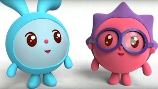 Малышарики - Умные песенки - Имена - мультфильм для самых маленьких ❤🍬