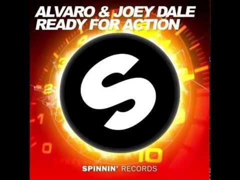 Alvaro & Joey Dale - Ready For Action (Zamii Remix) [Big Room Style]