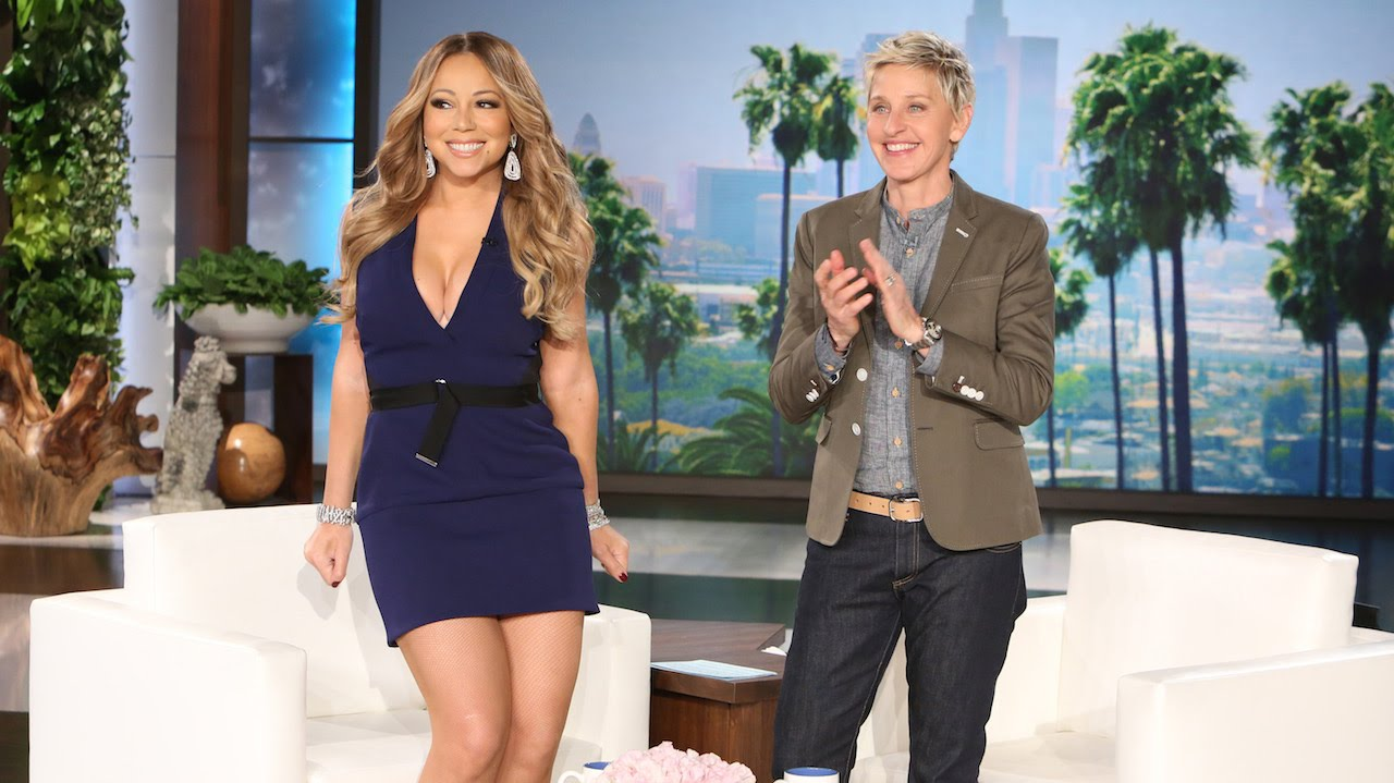 Mariah Carey's Big Announcement - YouTube