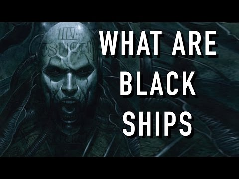 40 Facts and Lore on Black Ships Warhammer 40K