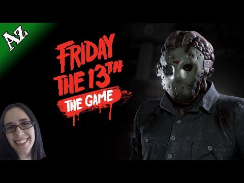🔪Friday the 13th: The Game 🔪   1080p