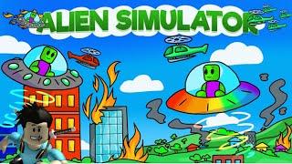 ROBLOX: simulador alienígena