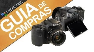 Câmeras digitais [Guia de compras 2013]