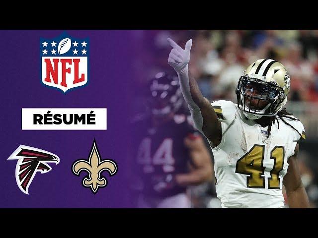 NFL : Les Saints comme des chefs