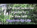 Shaw Guild Garden Tour 2018