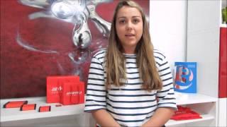 Prácticas de Clémence Hamery en Ardentia - 2015