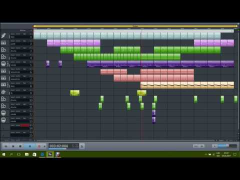 Magix Music Maker 2016 Premium [Trap] [Easy Listenig]