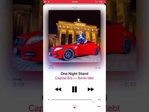 Capital Bra - One Night Stand