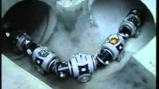 Makro plus pipe robot