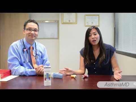 Asthma Medication Made Simple - By Dr. Sam Pejham of AsthmaMD