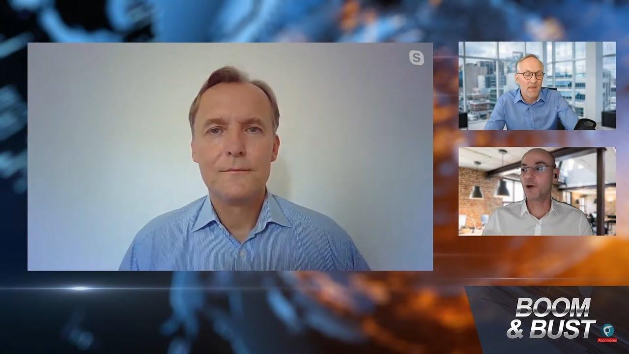 """Boom & Bust #3 - """"Gold, Bitcoin, Notenbankensozialismus"""" mit Special Guest Thorsten Polleit"""
