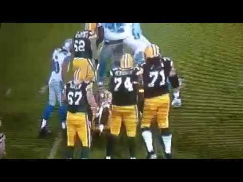 Nick Fairley does his dance