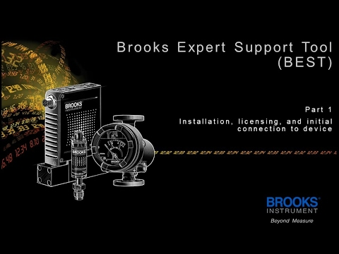Brooks Expert Support Tool (BEST) Software: How-to Download, Install & Set-up on SLA5800 Series