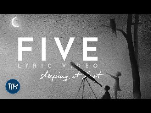 """Five"" (Lyric Video) | Sleeping At Last"