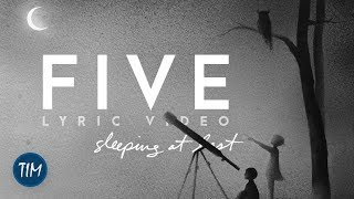 "Cover images ""Five"" (Lyric Video) 