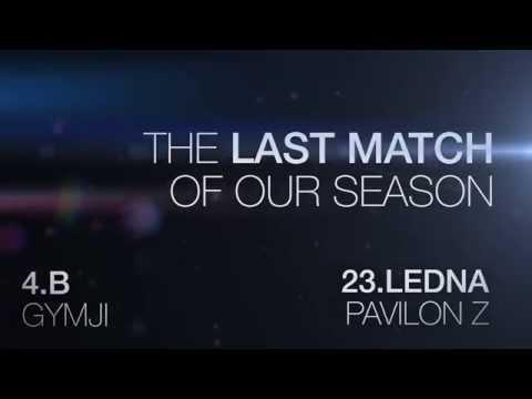 Trailer Maturitní ples 4.B GYMJI - The last match of our season