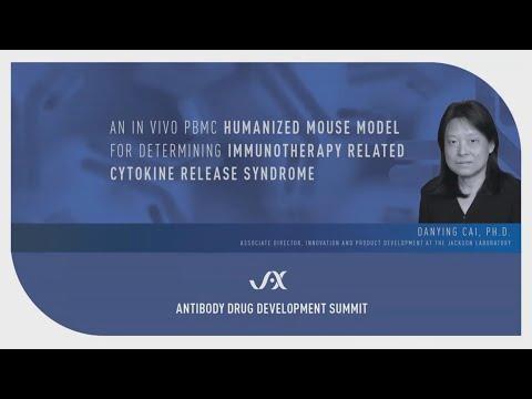 JAX Antibody Development Summit - Danying Cai