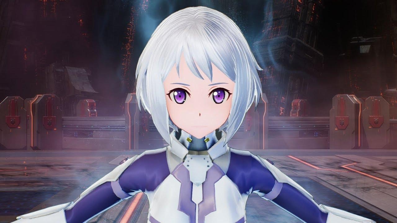Sword Art Online: Fatal Bullet PS4 Gameplay 2 - LLENN and ...