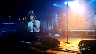 My Dying Bride - My Body, a Funeral 11-12-2012 @ Viper Theatre - Florence (Italy)