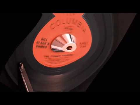 Bill Blacks Combo - The Funky Train - Columbia: 4-44983